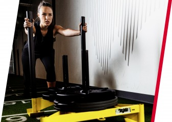Fitness First Schlitten Functional Training