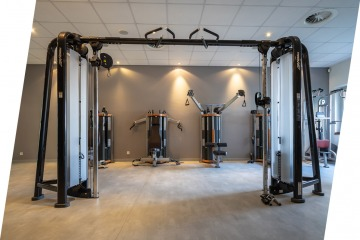 Geräte-Training bei Fitness First